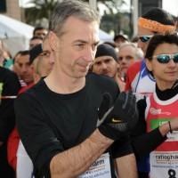 Linus alla mezza maratona